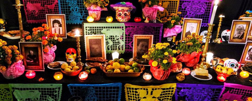 Ofrenda Dia de Muertos