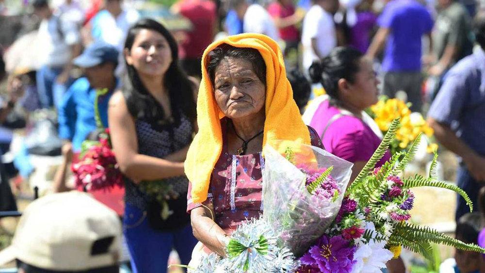 Dia Muertos El Salvador
