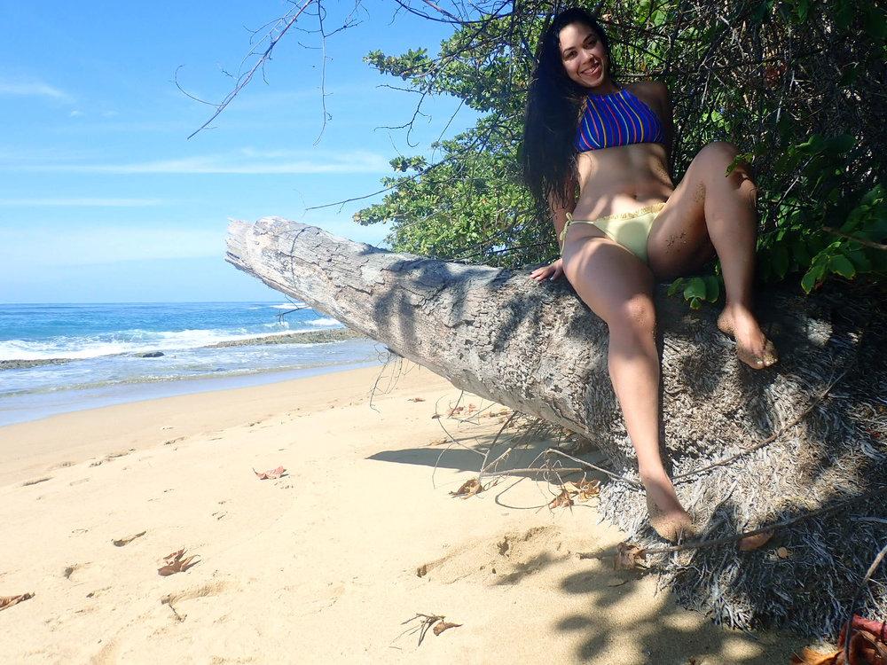 Steps Beach Rincon