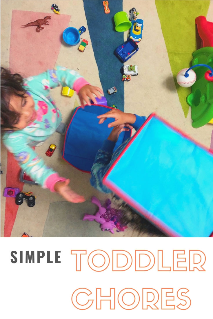 Simple Toddler Chores | Simple Chores for Toddlers | Toddler Mom Tips | Toddler Chores | Life with a toddler | Parenthood Tips | Motherhood Tips | Toddler Chores by Age |  Age-appropriate Chores |  www.anajacqueline.com