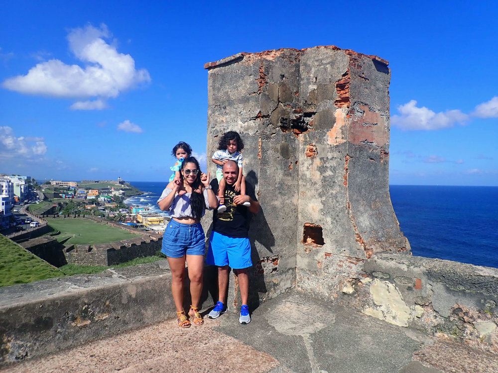 El Morro | El Castillo San Felipe del Morro | El Morro Fort  | Old San Juan | Viejo San Juan | Things to do Old San Juan | Things to do Viejo San Juan | Puerto Rico Things To Do | www.anajacqueline.com