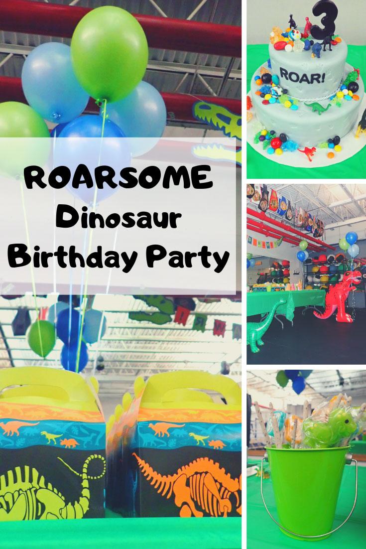 Toddler Dinosaur Birthday Party Ana Jacqueline