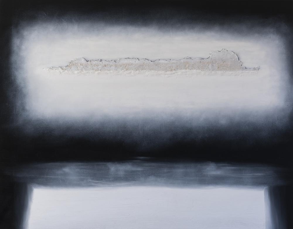 Mixed technique / 2014 / Untitled / 140 x 115 cm