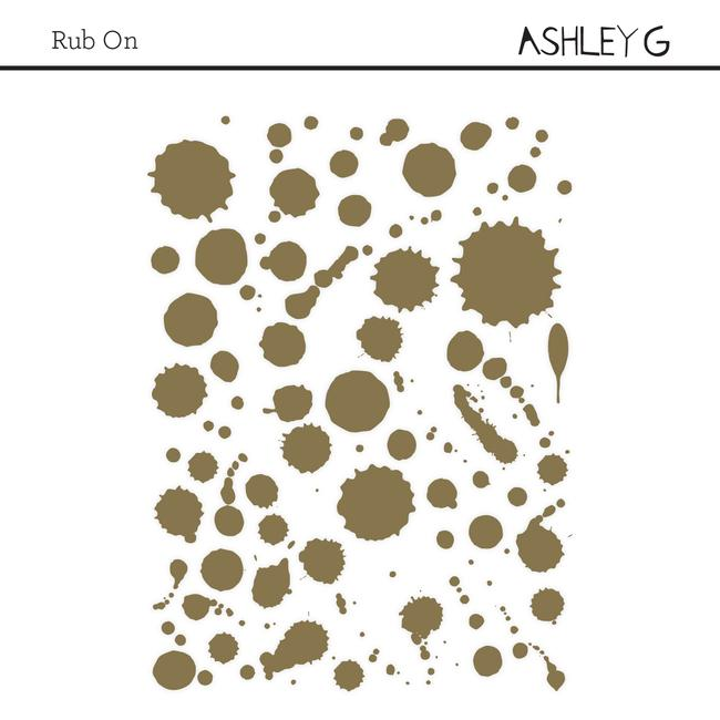 Ashley G Rub Ons for Studio Calico