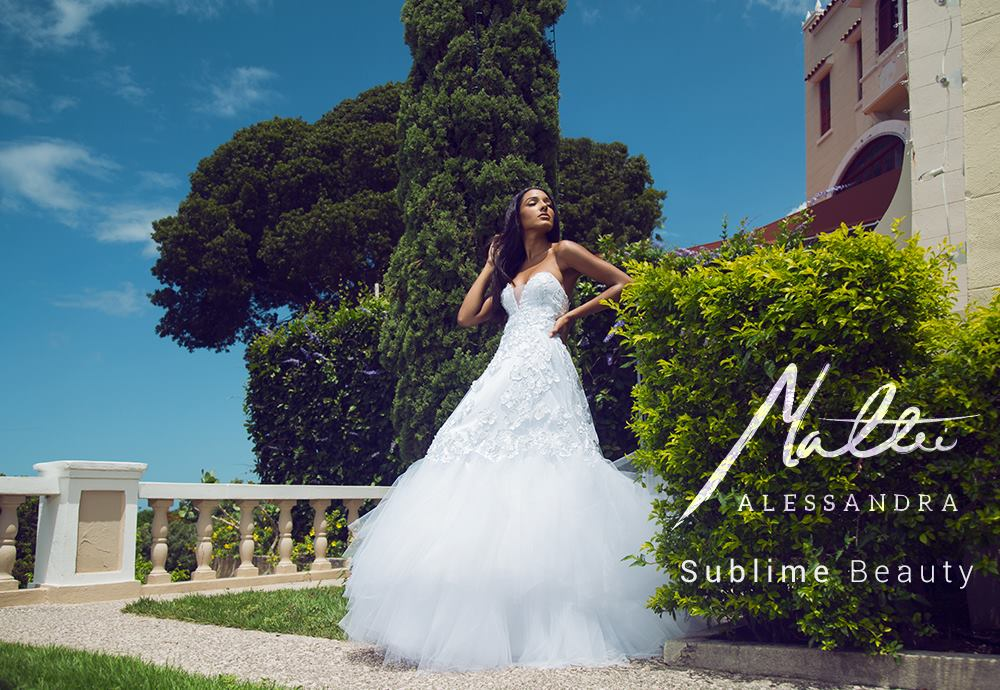 Alessandra Mattei Bridal Collection