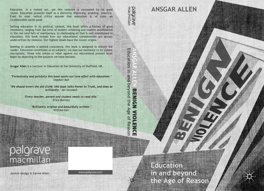 Book cover design Palgrave Macmillan, 2014