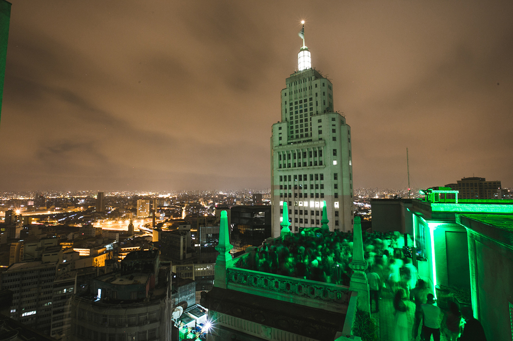 Heineken Up On The Roof @ Edifício Martinelli