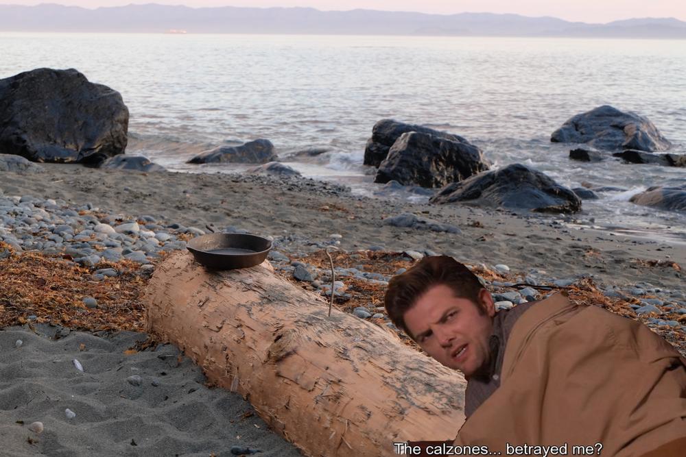 beach diarrhea