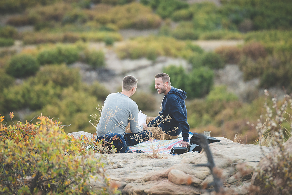 Surprise Proposal Colorado Wedding Photographer