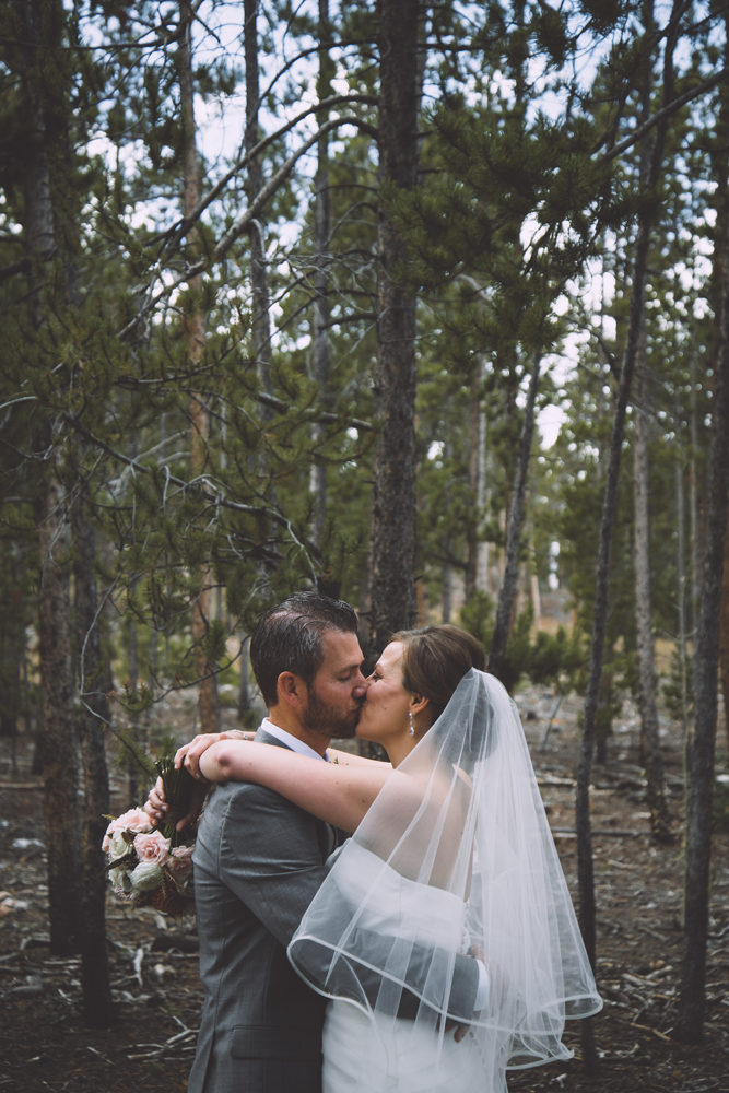 The Lodge at Breckenridge Wedding