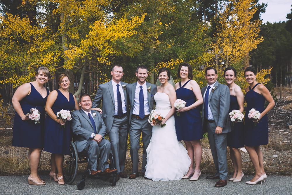 The Lodge at Breckenridge Wedding