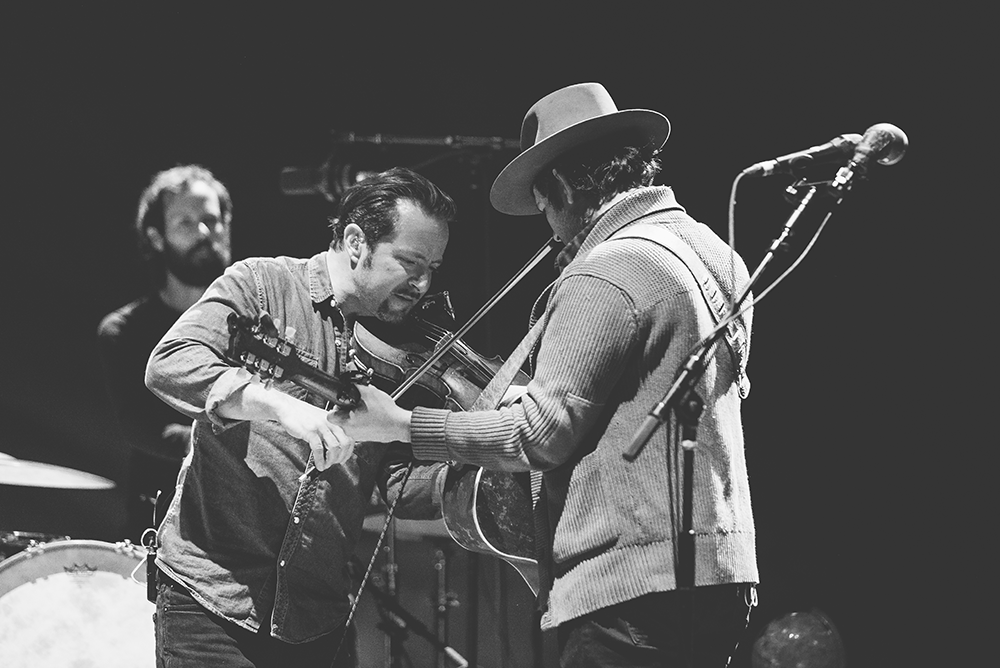 Gregory Alan Isakov | Red Rocks Amphitheater | 9.30.18