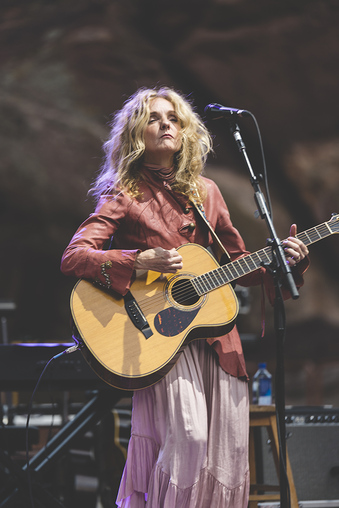 Patti Griffin | Red Rocks Amphitheater | 9.30.18