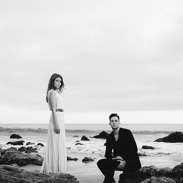 """Today marks four years since we released our first project """"In Heaven's Light"""". Looking back and still today we've seen the incredible grace and faithfulness of God. Each stepping stone of faith, the sacrifices, the phases of our marriage, the tests, the setbacks- wouldn't change a thing. Thankful for each and every circumstance that we faced because we saw how much greater God was in all of it. To rest in Him is one of the greatest things we've taken away from this journey. The pressure is taken off when we don't strive in our pride and insecurity to grow things. We can bring our best to God and see what he does with it when we work from a place of purpose. It's then when we can labor to enter that place in Christ. It's been incredible that He's opened doors for us to share our music with all of you and that you guys continue to listen."""