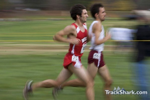 The last cross country race of my life