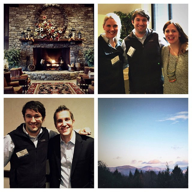 Pictures from The Cove's blogger retreat with fellow speakers Jon Acuff, Jen Schmidt and Jess Connolly