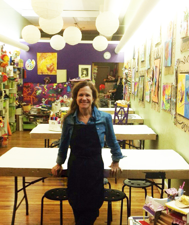 Cynthia Barnes   Owner  Inspiration Art Academy