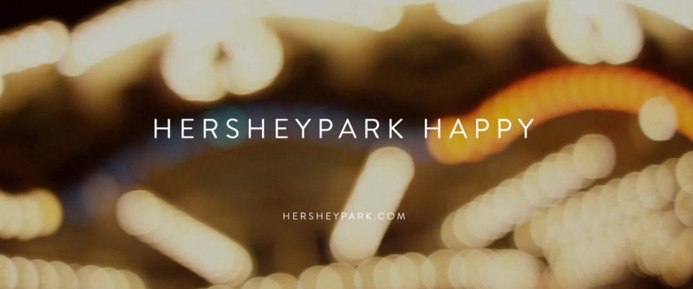 Hershey Park Happy