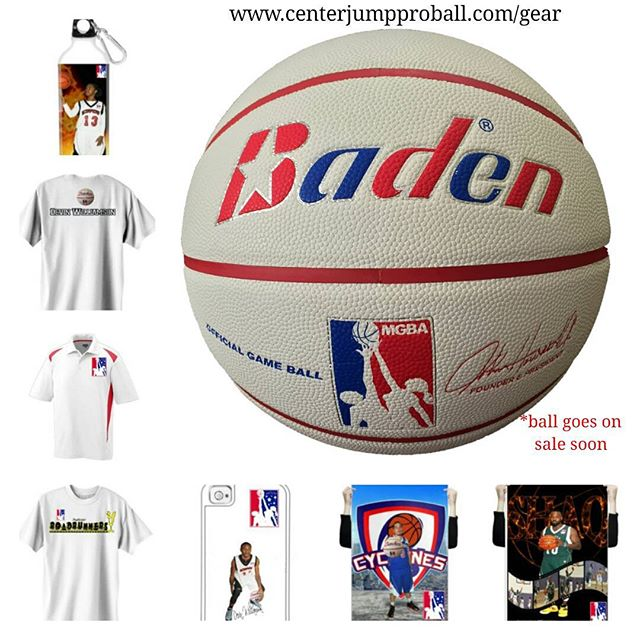 New items added often! Check it out! Www.centerjumpproball.com/gear  just a small sample of what we have.  #ballislife #basketball #proball #cjpbinc #cjpb