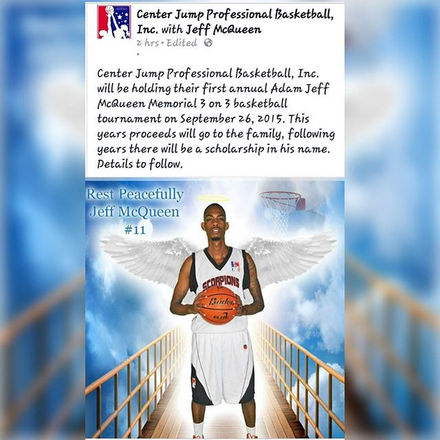 Get your team ready! #resteasyjeff #3on3 #kingston #saugerties #ballislife #rememberjeff #ripjeff