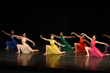 Youth Dance Program Contemporary