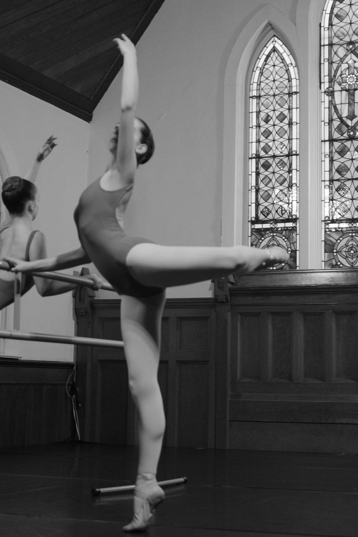 Maple Leaf Ballet Open Classes Professional