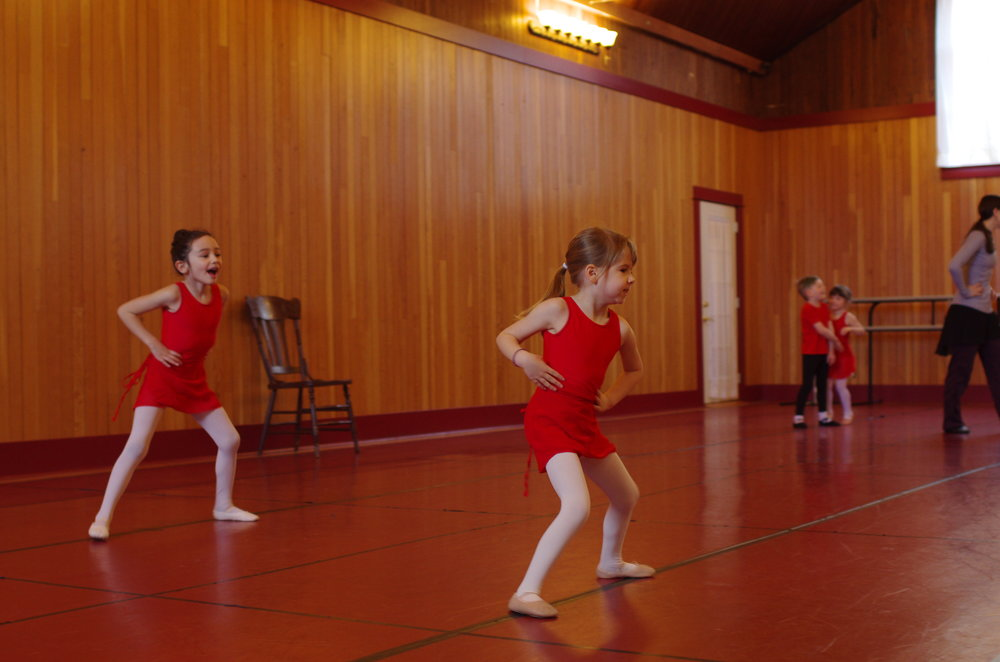 Youth Dance Program -