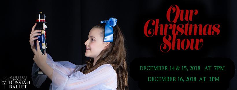 Our Christmas Show 2018
