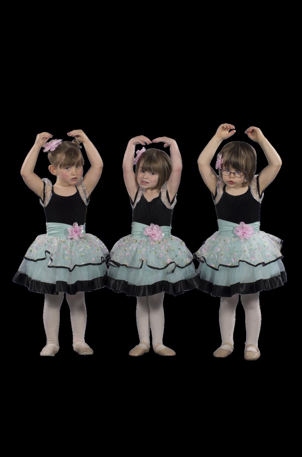 maple leaf ballet kids