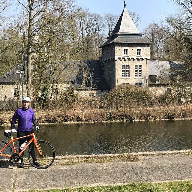 We found a castle! #belgium