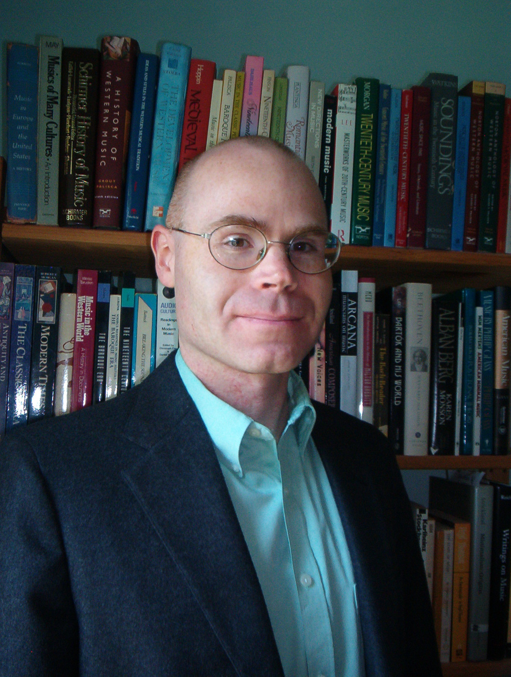 Theo Cateforis, Associate Professor of Music History & Cultures, Syracuse University.