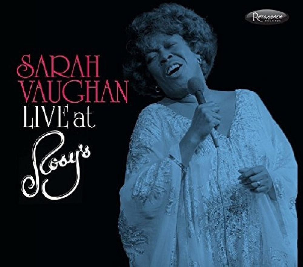 Vaughan's newly issued 1978 live set, Live at Rosy's (Resonance Records, 2016) recorded with her trio in New Orleans is a triumph.