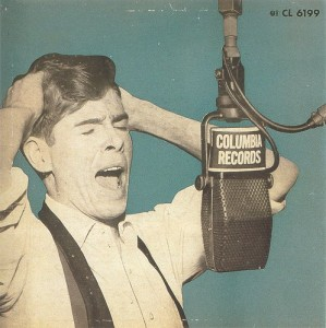 Johnnie Ray's 1951 LP set a high watermark for emotive male singing at the time. Ray was bisexual and his sexuality was a source of constant media speculation.