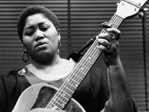 Odetta (1930-2008) was the arguably the most influential folk musician of her generation.
