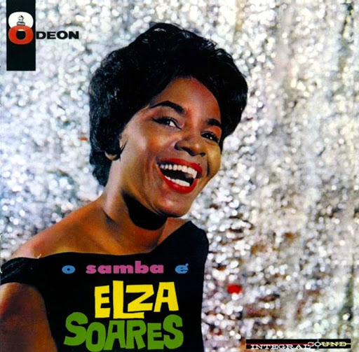 Elza Soares began recording in 1959 and remains an active singer and performer who continues to thrive singing samba based music.