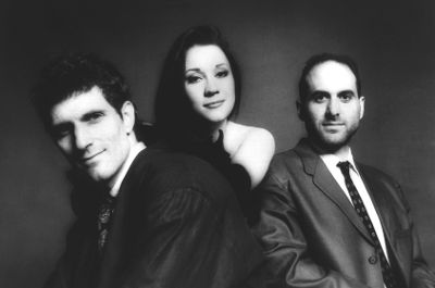 Cole began her recording career as a band leader of Trio featuring piansit Aaron Davis and bassist/percusisonist David Piltch.