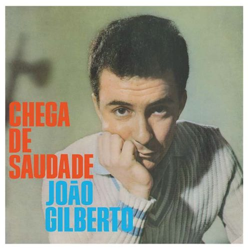 Guitarist and vocalist João Gilberto scored the first bossa nova hit album in Brazil with 1959's  Chega da Saudade .
