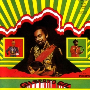 Gilberto Gil's 1968 album had a strong psychedelic flavor that reflected the influence of British and U.K. rock on Brazilian musicians.