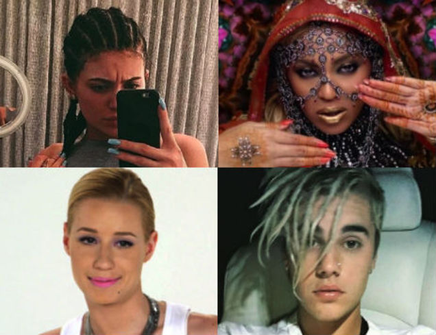 In 2016 the blog site The Root discussed the issue of cultural appropriation among contemporary figures like Justin Bieber.