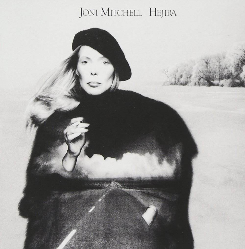 Singer-songwriters such as Joni Mitchell represented a renewed interest in softer, introspective popular music in the 1970s.