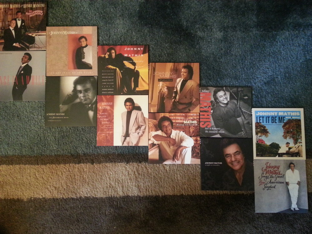 Johnny Mathis (Easy) Listening party! An appreciation in three parts ...
