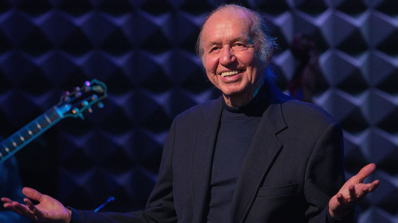 "Bob Dorough wrote jazz classics like ""Devil May Care"" and the songs for the TV series  Schoolhouse Rock ."