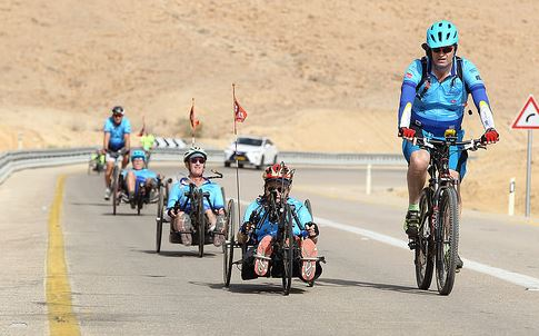 Israeli Veterans Cycling