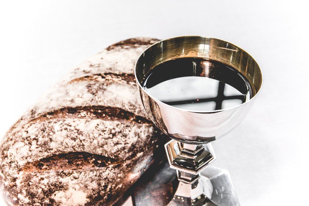 Communion Sunday - Come join us as we partake in communion.