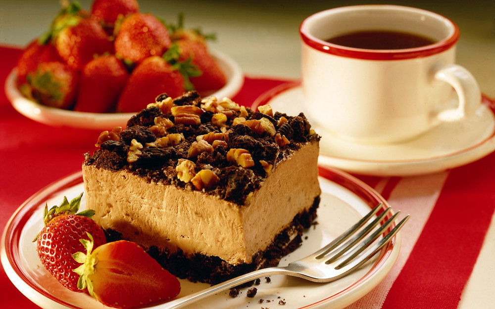 LADIES! - Come and join us for blessed time of fellowship as we enjoy delicious desserrts (feel free to bring one to share), coffee, and fellowship.