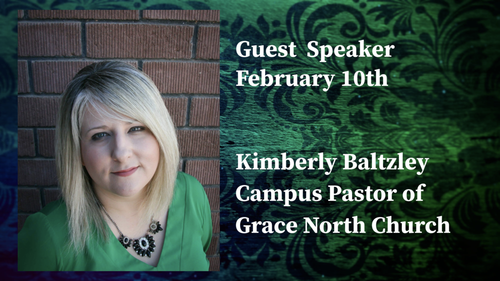 Kimberly Baltzley is the Campus Pastor of Grace North Church - Gilbert Campus.  She has been married to her husband John for over 20 years, and they have 3 teenage children. Kimberly has served in ministry as a Worship Leader individually and with her husband, a Children's Pastor, a Family Care Pastor, Associate Pastor, and now Campus Pastor. She is a published contributor with Home Font Magazine and has been a contributor in Children's Curriculum Development for David C. Cook Publishing.    Kimberly facilitates Parenting Conferences, and is a mentor to mom's and young women. Being the mother of kids on the Autism Spectrum, she also advocates for Special Needs Ministry and inclusion in the local church. Kimberly is passionate about training and empowering parents to raise spiritually healthy kids, and have healthy marriages and homes.   She is also a song writer and powerful worshipper.