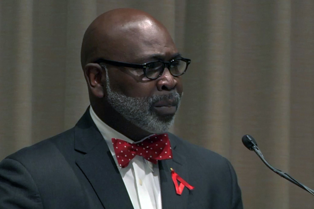 Dr. Willie Parker is a pro-choice advocate. In 2013, he received the George Tiller, MD, Award by Physicians for Reproductive Health.