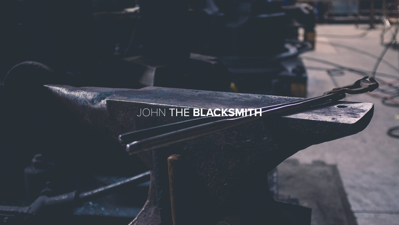 John the Blacksmith