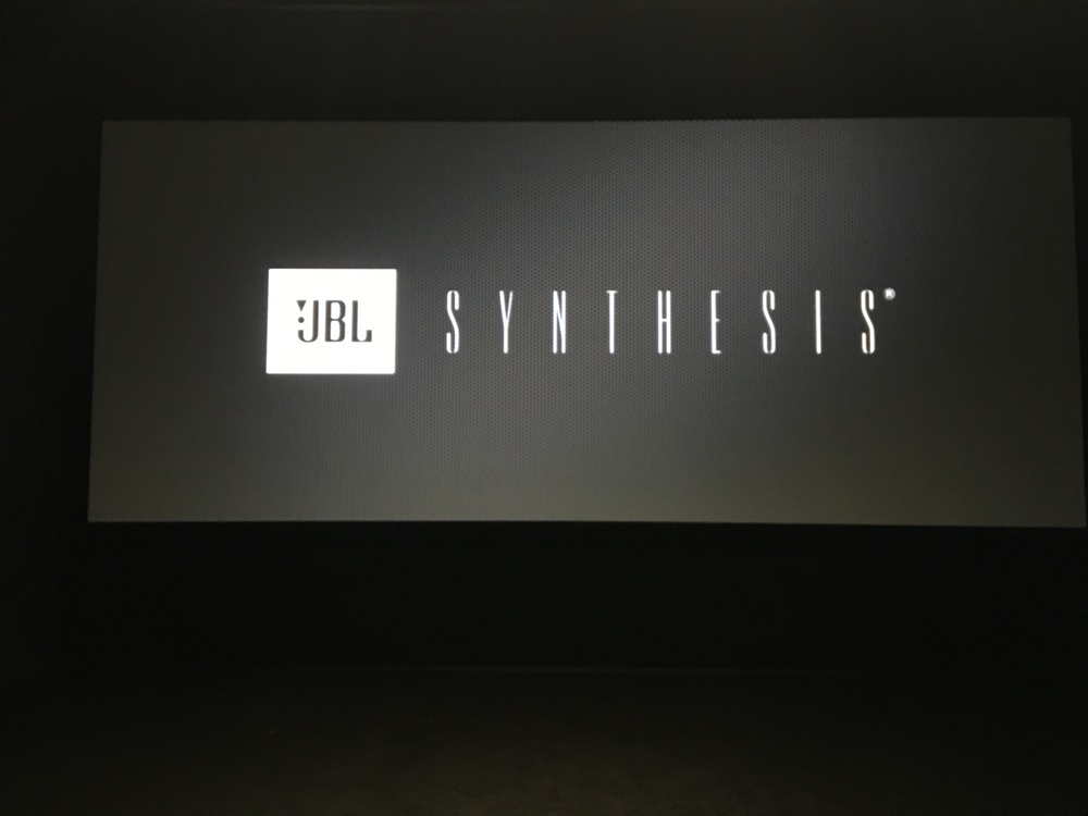 JBL Synthesis Demo