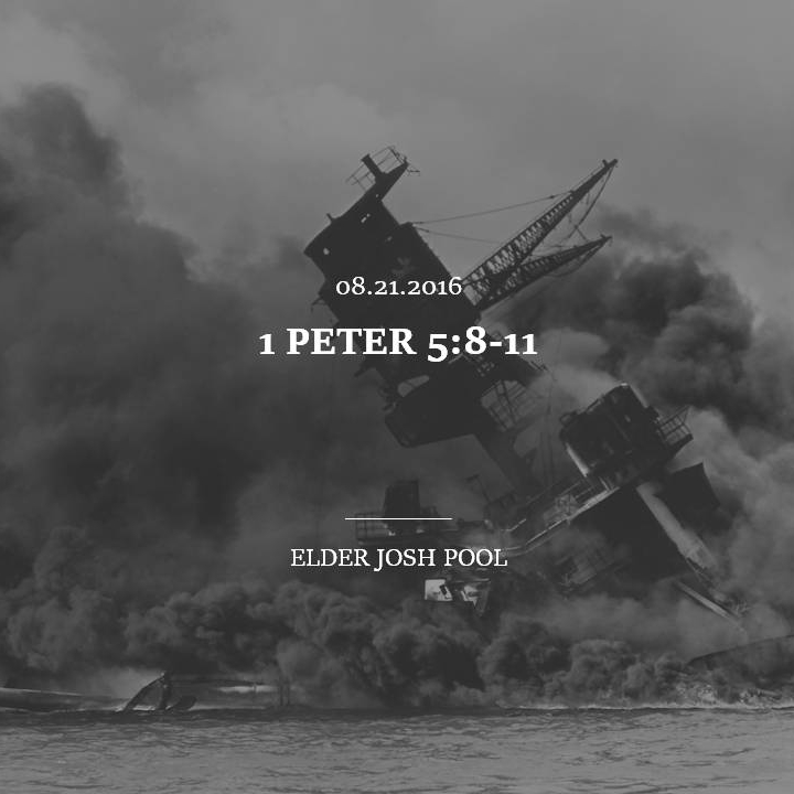1 Peter 5:8-11